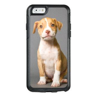 ピットBullの子犬 オッターボックスiPhone 6/6sケース