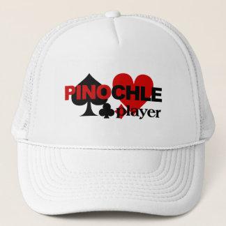 ピノクルプレーヤーの帽子 キャップ
