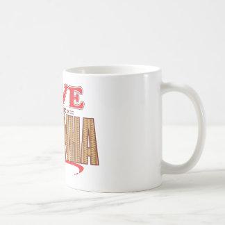 ピラニアの保存 コーヒーマグカップ