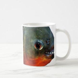 ピラニア コーヒーマグカップ