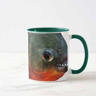 ピラニア マグカップ