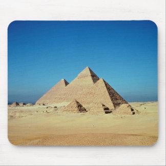 ピラミッドの眺め マウスパッド