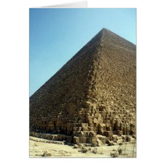 ピラミッドの石 カード