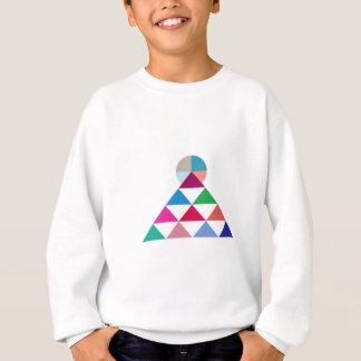 ピラミッド スウェットシャツ