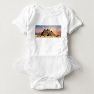 ピラミッド ベビーボディスーツ