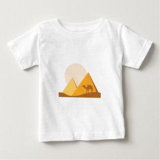ピラミッド ベビーTシャツ