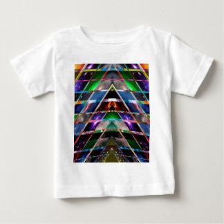 ピラミッド-楽しむな治療エネルギースペクトル ベビーTシャツ