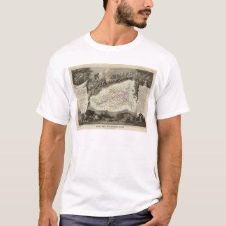ピレネー山脈OrlesのDept Tシャツ