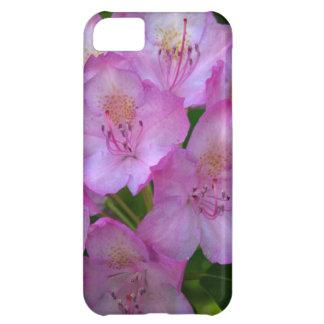 ピンクがかった紫色のシャクナゲCatawbiense iPhone5Cケース