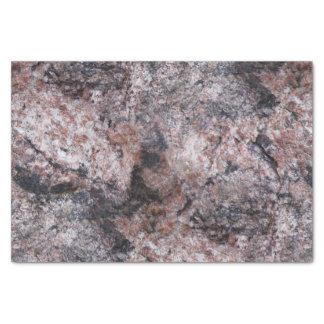 ピンクがかった自然の石の質 薄葉紙