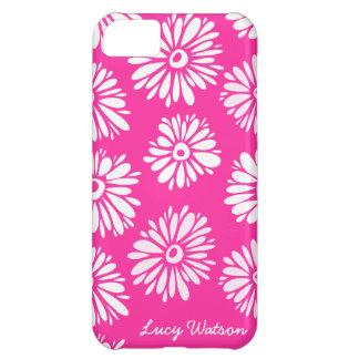ピンクによってはiPhone 5の箱が開花します iPhone5Cケース