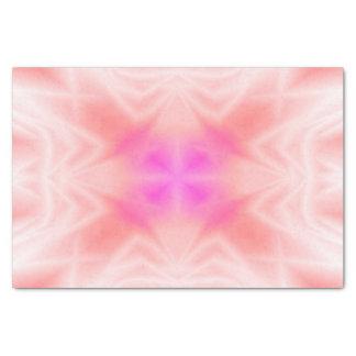 ピンクのしぶき 薄葉紙