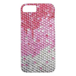 ピンクのでやっとそこに幻惑させるiPhone 7の場合 iPhone 8/7ケース