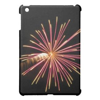 ピンクのやし iPad MINIケース