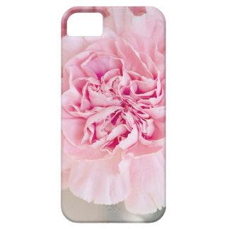 ピンクのカーネーションの花 iPhone 5 COVER