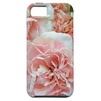 ピンクのカーネーション Case-Mate iPhone 5 ケース