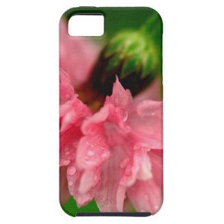 ピンクのカーネーション iPhone SE/5/5s ケース