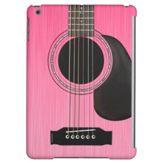 ピンクのギターのパッド