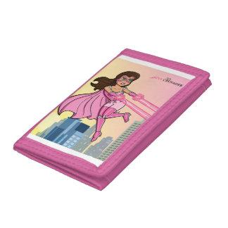 ピンクのクルセーダーの乳癌の認識度の財布6