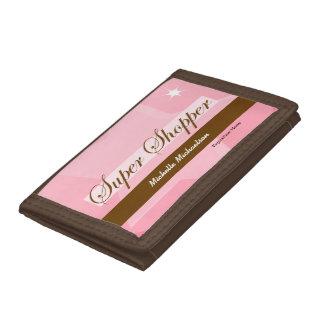 ピンクのクレジットカード