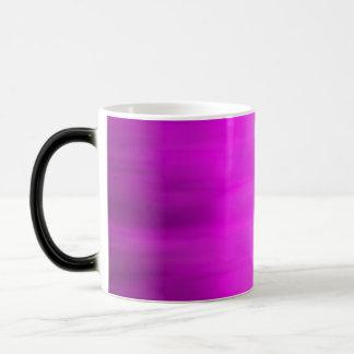 ピンクのグラデーションなマグ マジックマグカップ