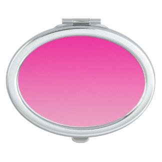 ピンクのグラデーション