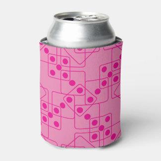 ピンクのサイコロ 缶クーラー