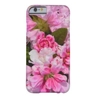 ピンクのシャクナゲの花のiphoneの場合 barely there iPhone 6 ケース