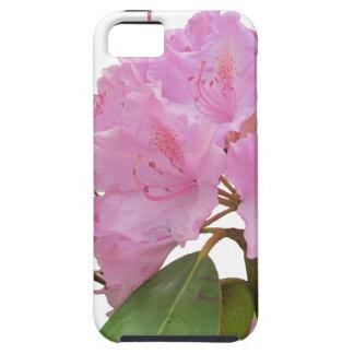ピンクのシャクナゲの花 iPhone SE/5/5s ケース