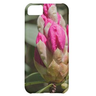 ピンクのシャクナゲbud.jpg iPhone5Cケース