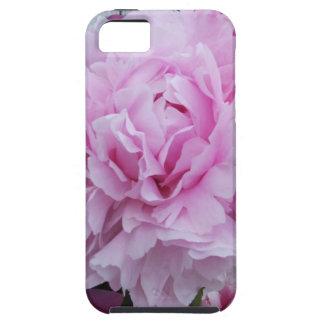 ピンクのシャクヤクの花Iphone5の箱 iPhone SE/5/5s ケース