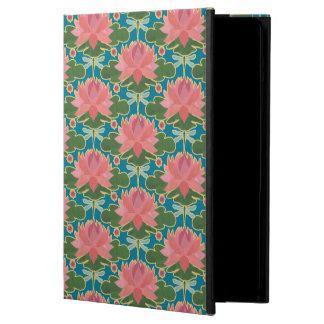 ピンクのスイレン、トンボのiPadの空気Powisの場合 iPad Airケース