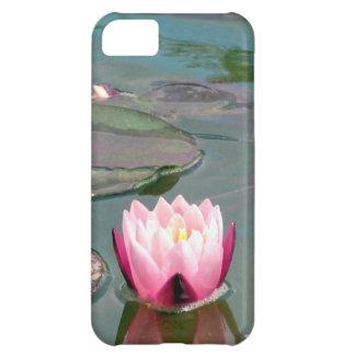 ピンクのスイレン iPhone 5C ケース