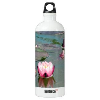 ピンクのスイレン SIGG トラベラー 1.0L ウォーターボトル