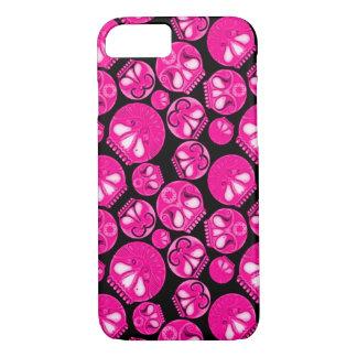 ピンクのスカル日記 iPhone 8/7ケース