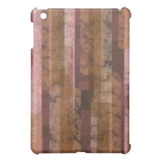 ピンクのスクラップ iPad MINIカバー