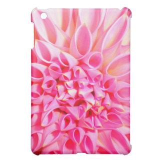 ピンクのダリアの本当のバレンタイン iPad MINI CASE