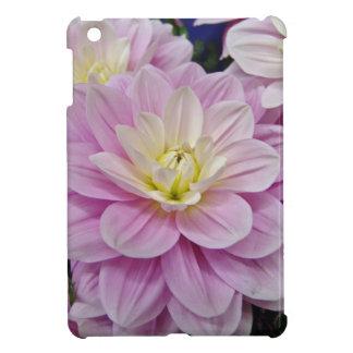 ピンクのダリア iPad MINI カバー