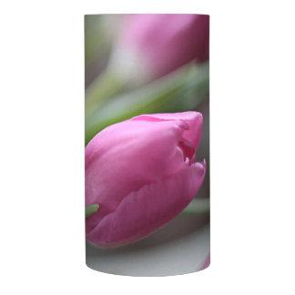 ピンクのチューリップ LEDキャンドル