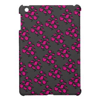 ピンクのチータのプリントIのパッドの小型箱 iPad MINI CASE