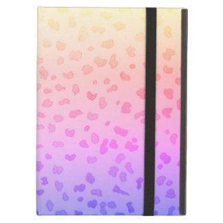 ピンクのチータのiPadの場合 iPad Airケース