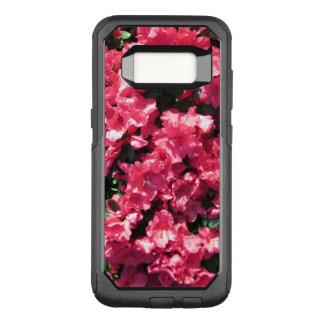ピンクのツツジ オッターボックスコミューターSamsung GALAXY S8 ケース