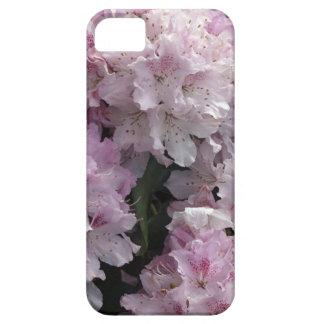 ピンクのツツジ、シャクナゲの庭の花 iPhone SE/5/5s ケース