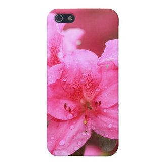 ピンクのツツジ iPhone 5 COVER