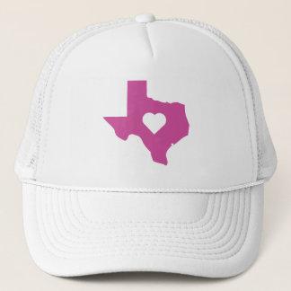 ピンクのテキサス州 キャップ