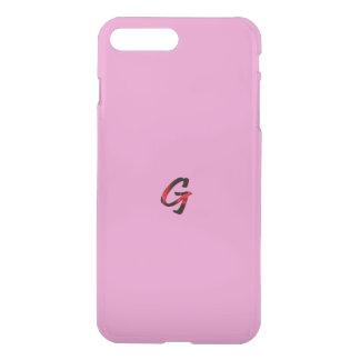 ピンクのディフレクターの箱とモノグラムiPhone7 iPhone 8 Plus/7 Plus ケース