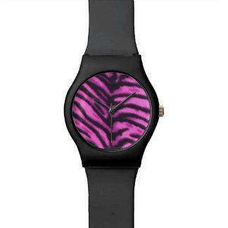 ピンクのトラは第28腕時計よろしいです 腕時計