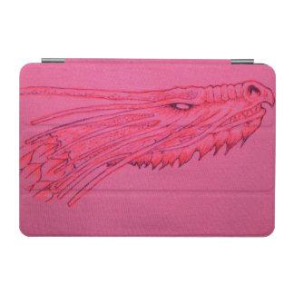 ピンクのドラゴンの頭部のIpadの小型カバー iPad Miniカバー