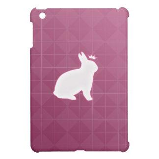 ピンクのバニーRoyale iPad Miniケース