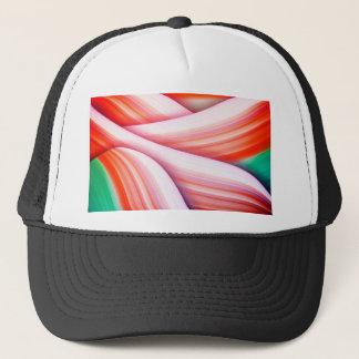 ピンクのバラのパステルカラーの美しい勾配デジタル キャップ